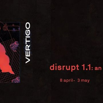 Poetry Reading - disrupt vol.1.1: an exhibition